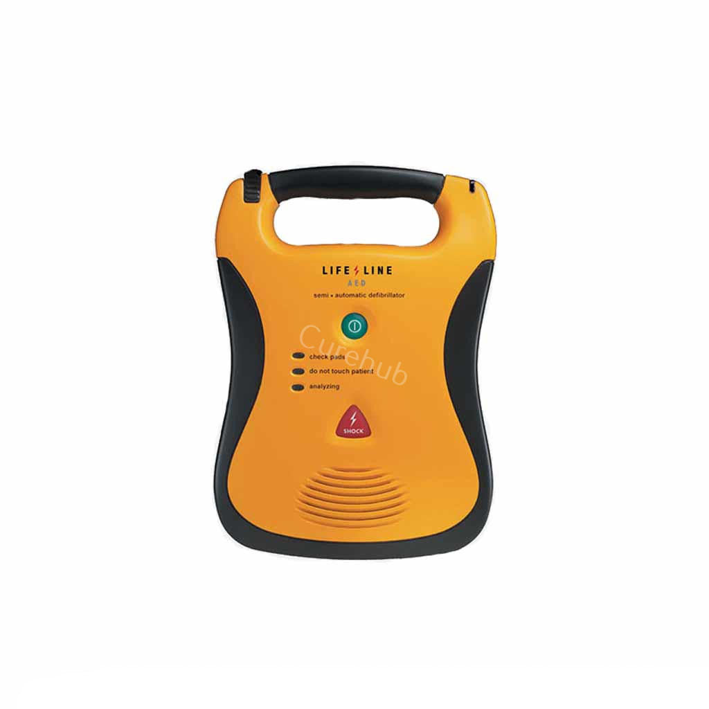 Defibtech Lifeline AED with 7 Year Battery Semi Automatic