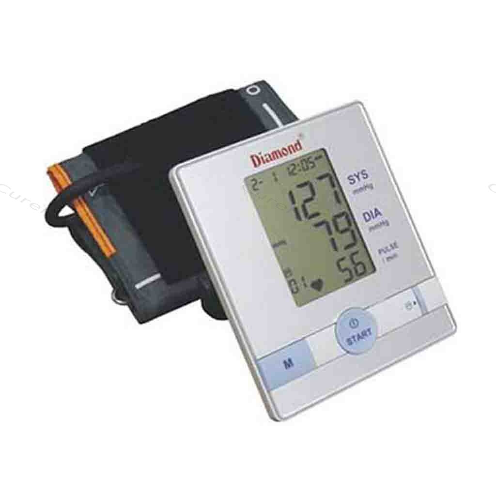 Diamond BP Automatic Digital Arm BPDG124( A.C Adapter Facility)