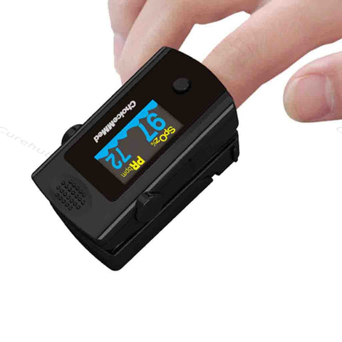 Choicemed Fingertip Pulse Oximeter Alarm MD300CF3