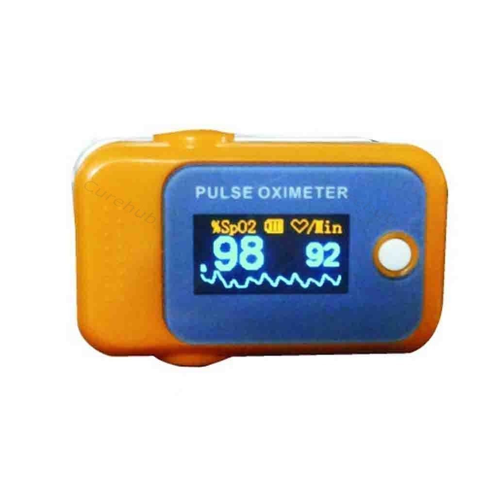 Fingertip Pulse Oximeter TM50D