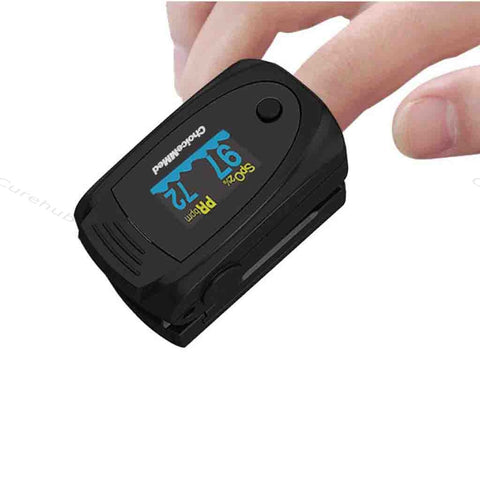 Choicemed Fingertip Pulse Oximeter Unbreakable MD300C63