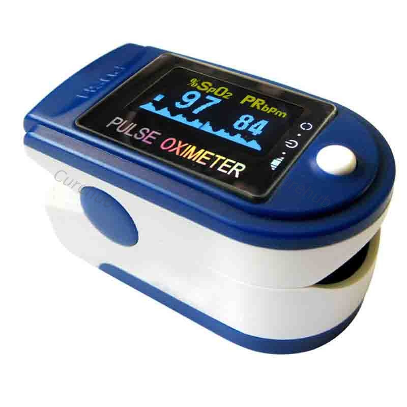 Pulse Oximeter- Finger Tip, Dual Colour OLED FTP_1001