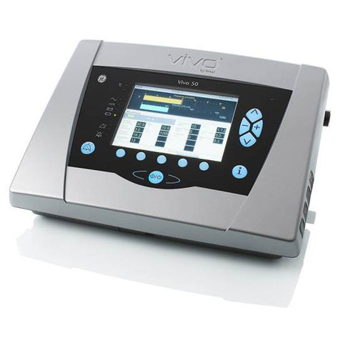 GE Breas Vivo 50 Invasive and Non Invasive Ventilator