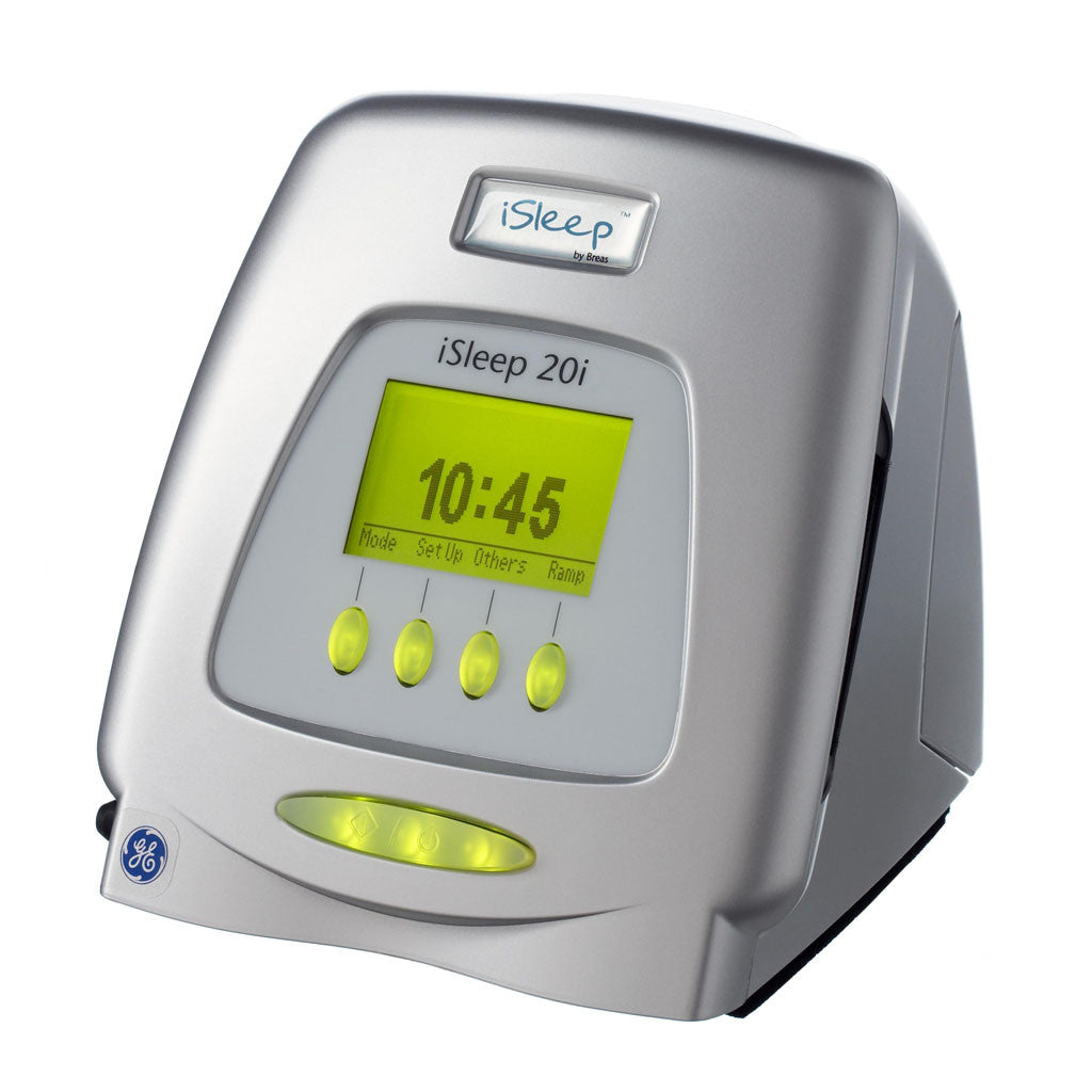 GE Breas iSleep 20i Auto CPAP System