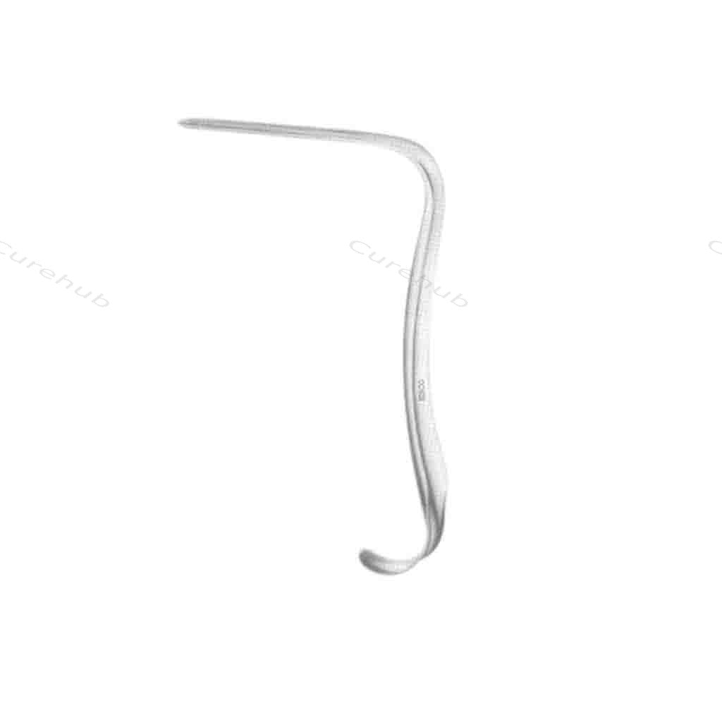 SISCO Seidl Vaginal Speculum Children & Infants GVS410F