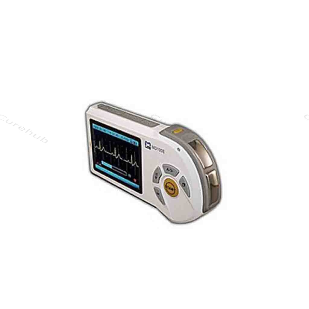 Choicemed Handheld ECG Monitor With 3 Lead ECG Cable MD100E
