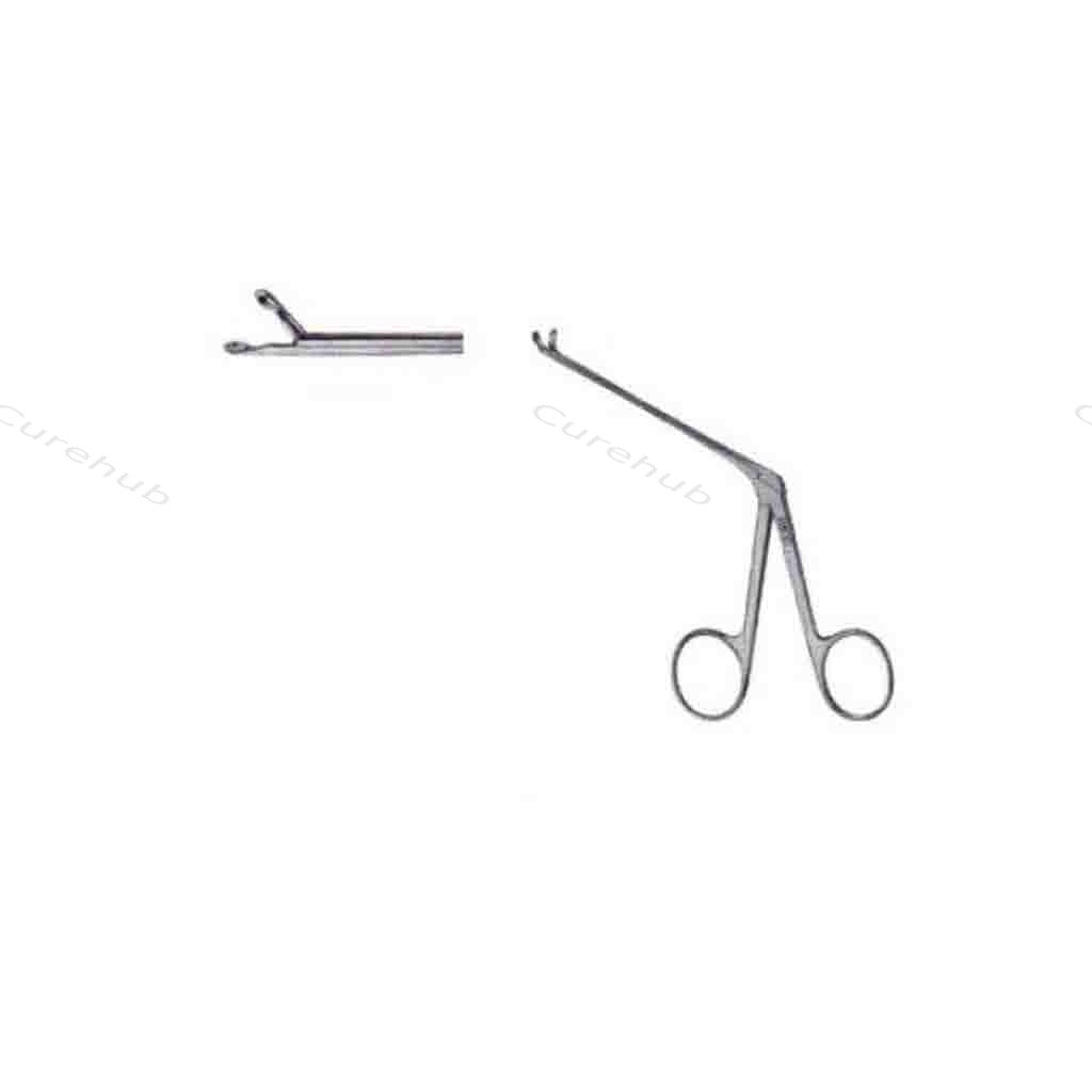 SISCO Hartmann Ear Forceps Straight Cup Jaws LEF440