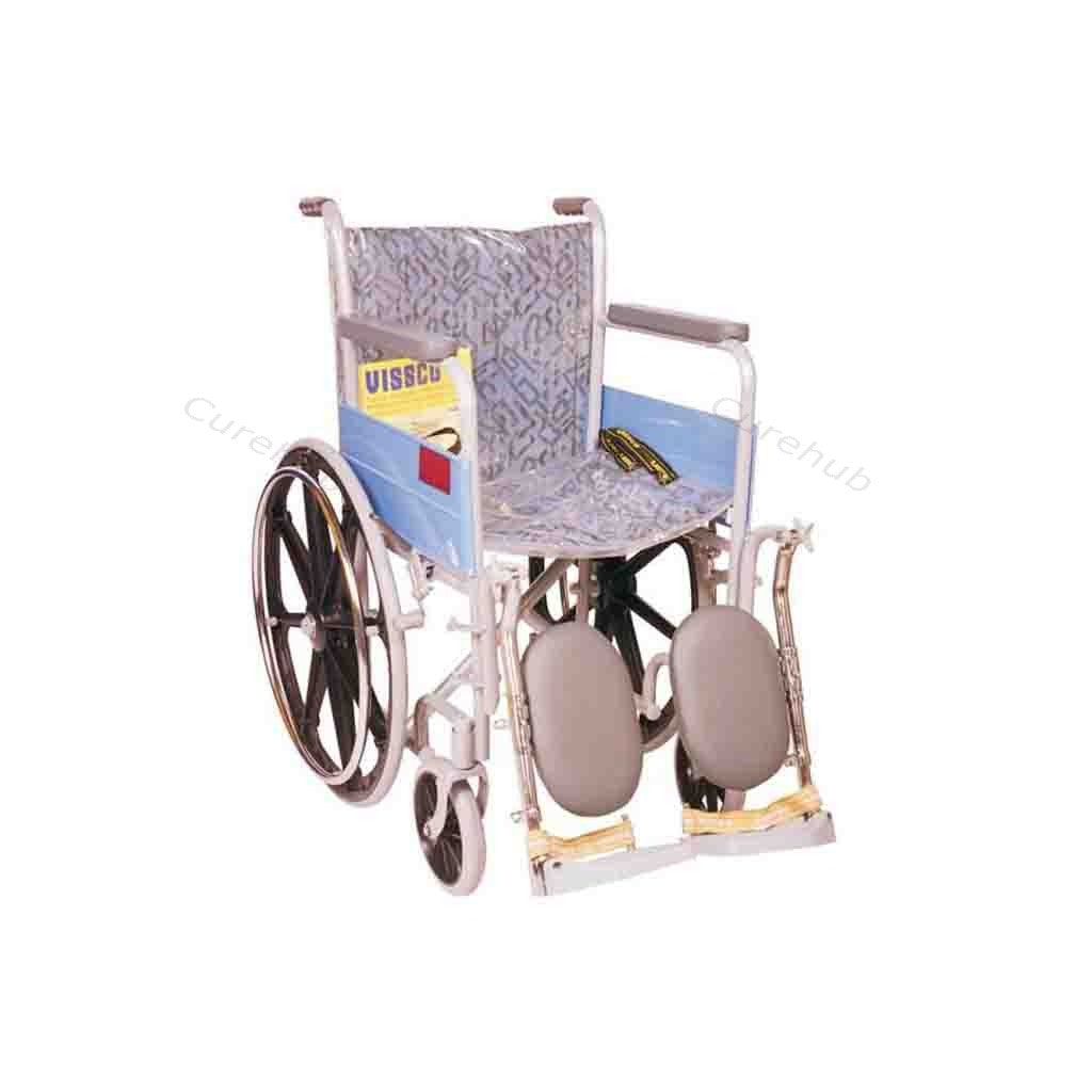 Universal Invalid W Chair Regular Elevated Foot 0966