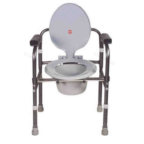 Universal Invalid Folding Commode Walker 0941