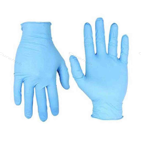 Latex Surgical Sterilised ISI CE Marked Gloves (Pack of 100) 50 Pairs