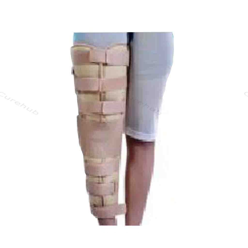 Serehabilitation Long Knee Immobilizer