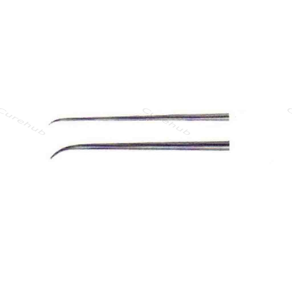 SISCO Micro Ear Perforator Strongley Curved Sharp Point LEP003