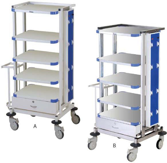 Imed Monitor Trolley Deluxe