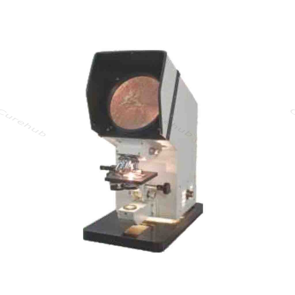 Medimeas Projection Microscope With Halogen Lamp MPM585