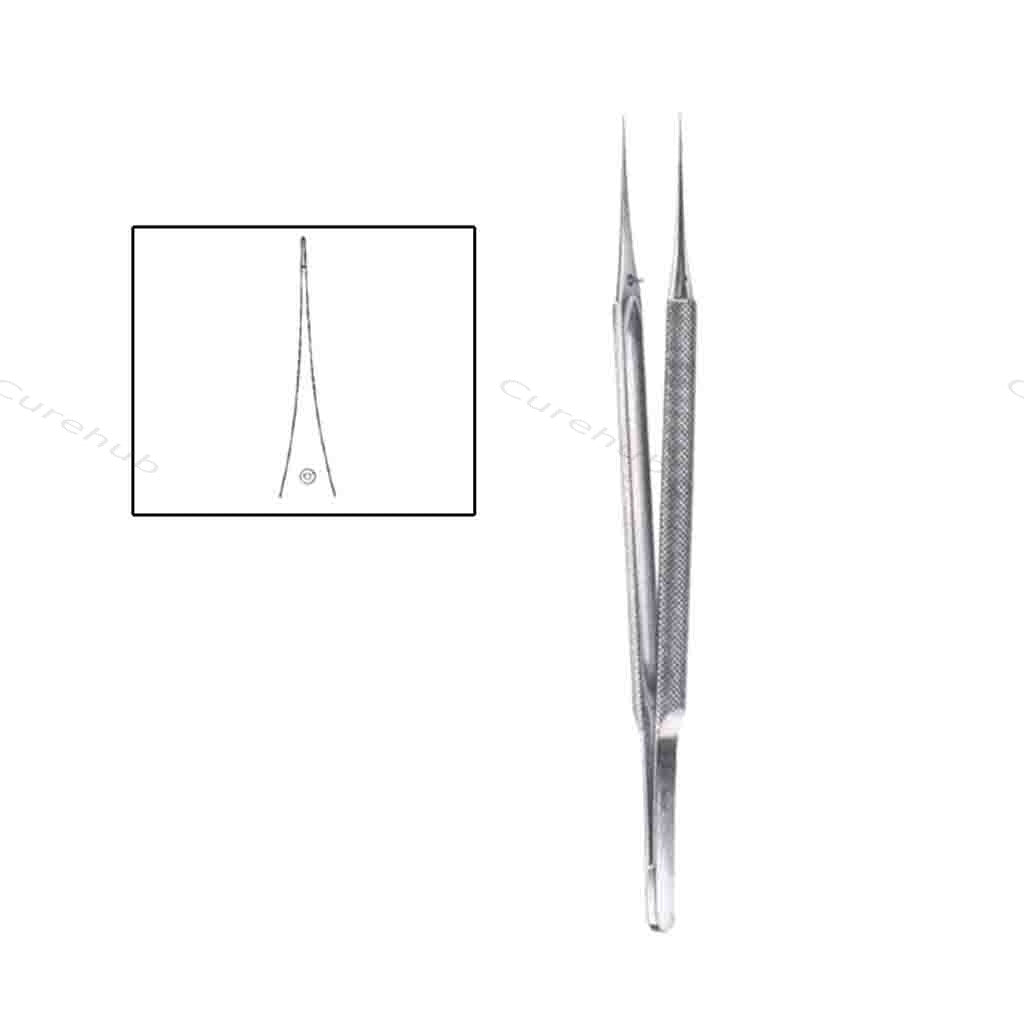 SISCO Micro Suture Tying Forceps Straight NMF284