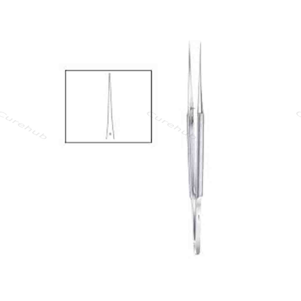 SISCO Micro Suture Tying Forceps Straight NMF286