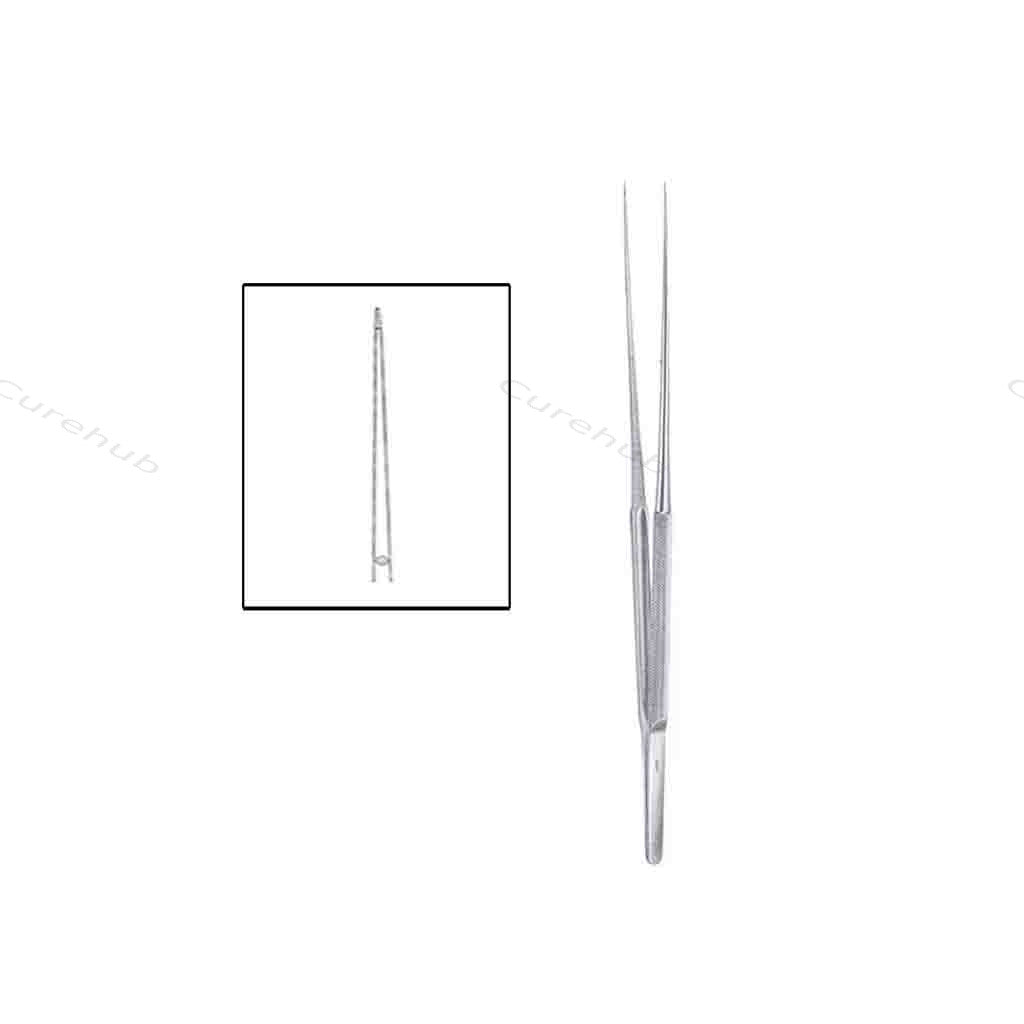 SISCO Micro Suture Tying Forceps Straight NMF288
