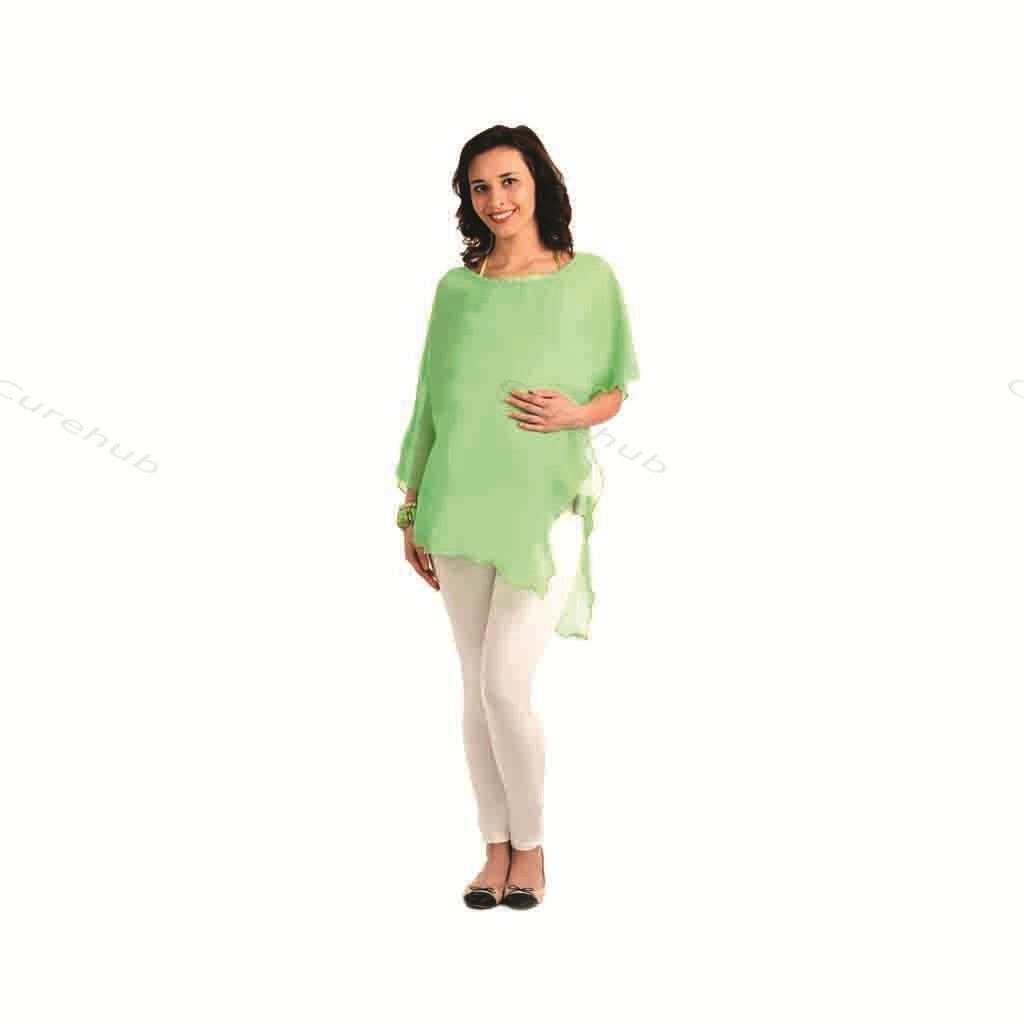 Radiation Safe-Stylish maternity tunic with inner FS