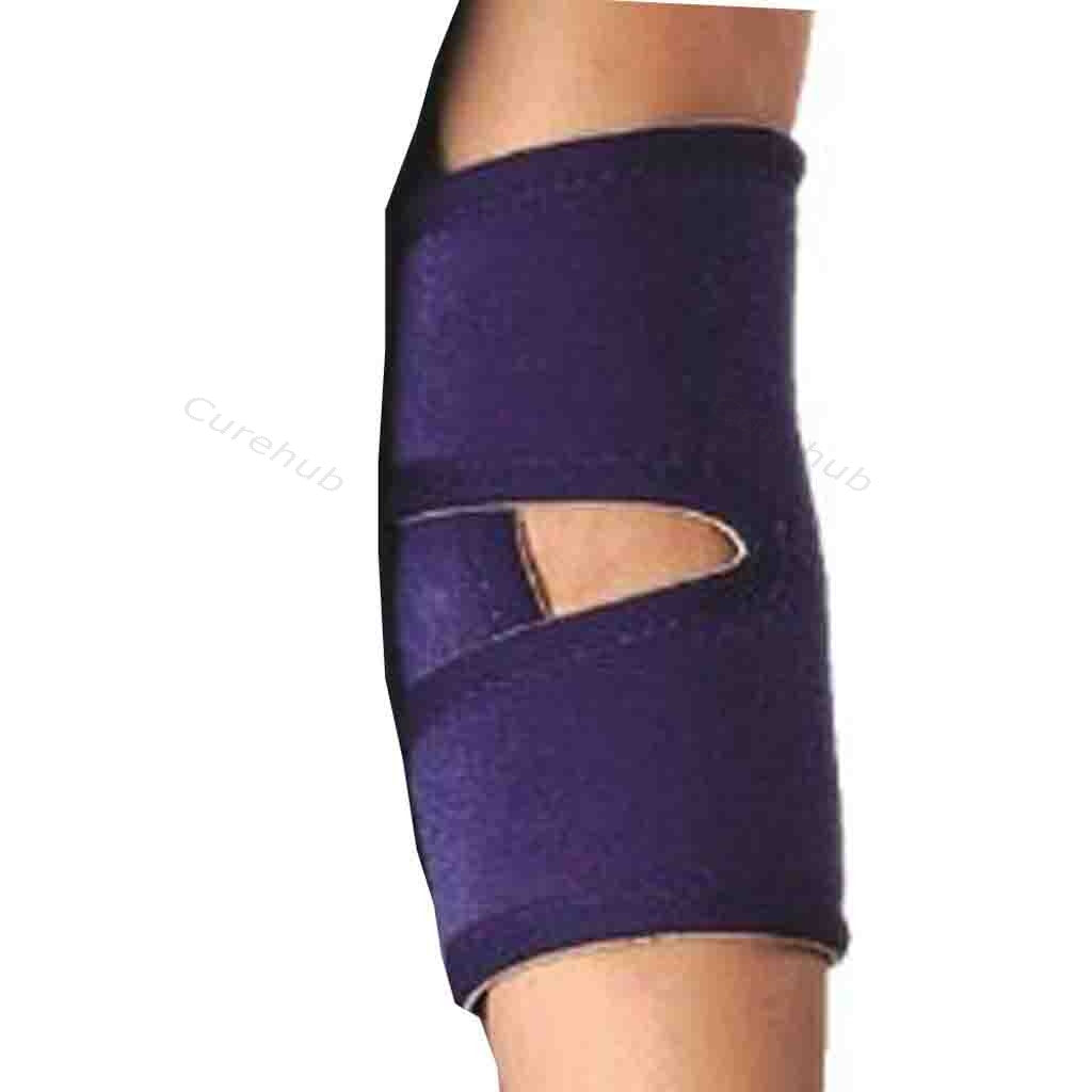 Vissco Neoprene Elbow Support With Velcro 1419(XL,XXL)