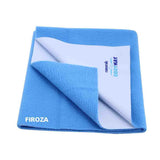 Newnik Reusable Absorbent Sheets/Underpads - (Size: 70cm X 100cm) Firoza, M