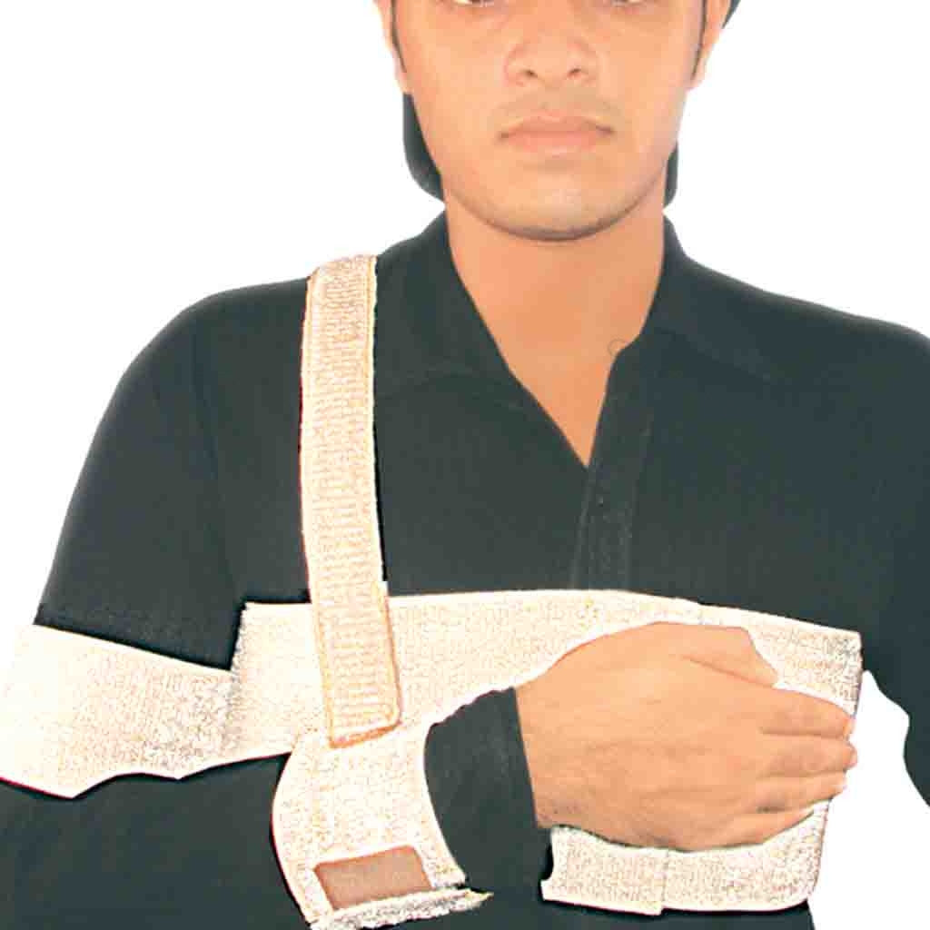 VISSCO New Elastic Shoulder Immobilizer 0813