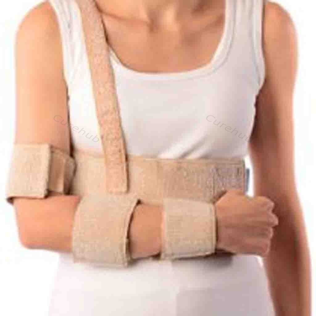 VISSCO New Elastic Shoulder Immobilizer 0813(XL , XXL)