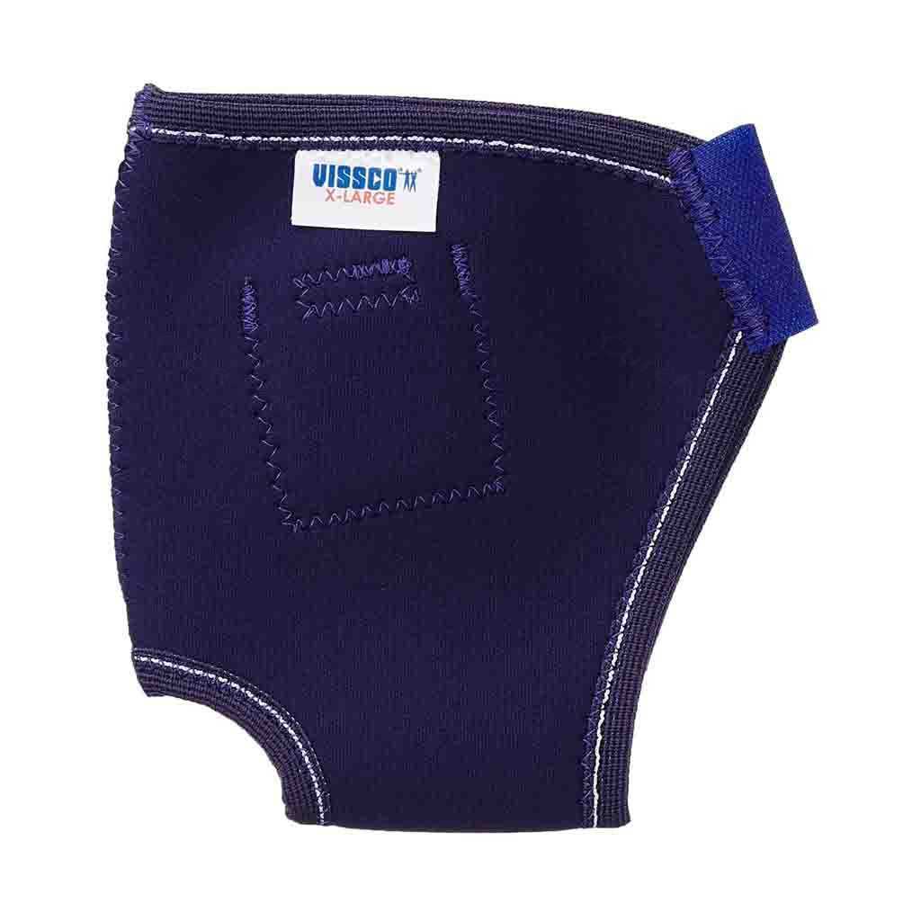 Vissco Neoprene Ankle Wrap Support With 2 Bioflex 1411