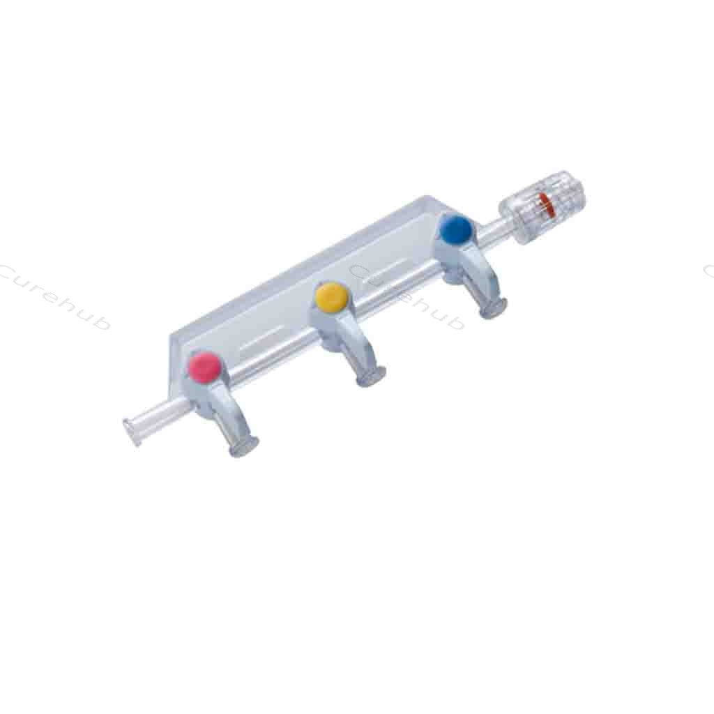 Newtech Medical Devices Manifold 3 Ports