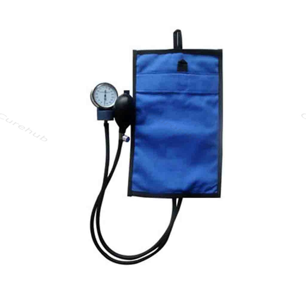 Accuson Pressure Infusion Cuff With Manometer 500ml Reusable