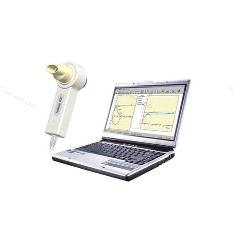 RMS Helios 401 PC Based Spirometer