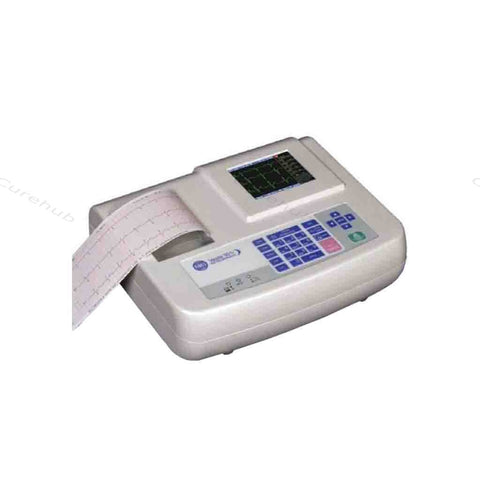RMS Three Channel ECG Machine Vesta 301I
