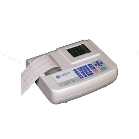 RMS Three Channel ECG Machine Vesta 301I with Installation