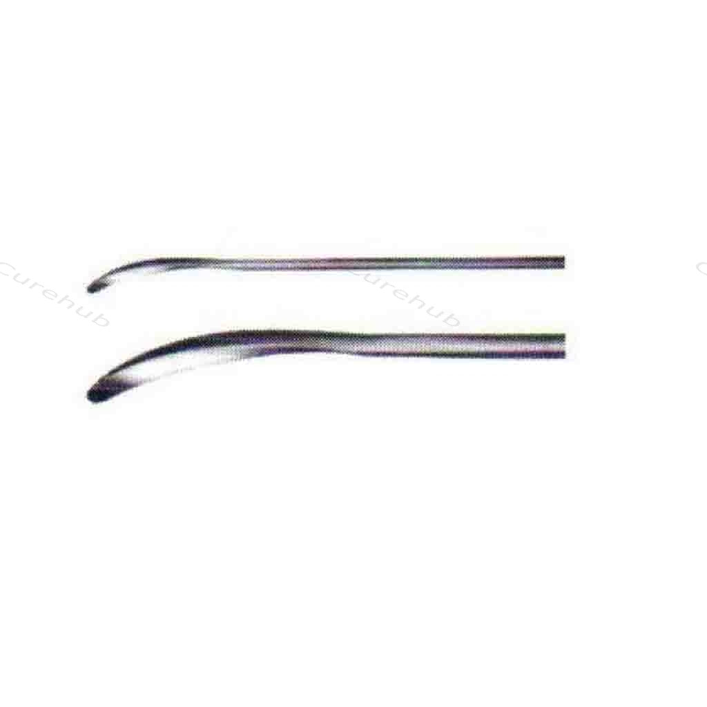 SISCO Seperator For Dessectin Of Soft Tissue Round Edge Slightly Curved Tip LEE051