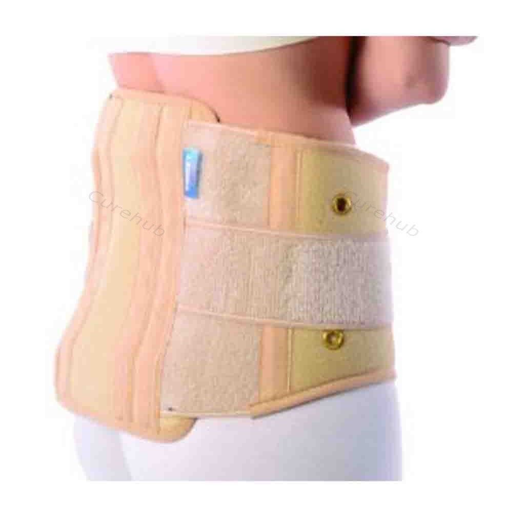 Buy Curehub Sacro Lumber Belt Side Straps With Pad S, M, L, 0102 for ...