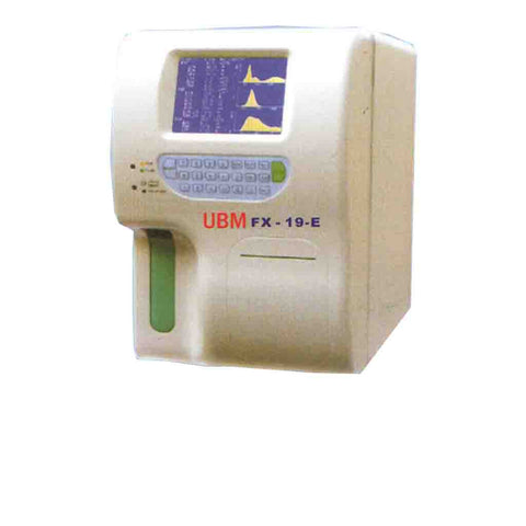 Horiba Hematology Analyzer FX 19ET