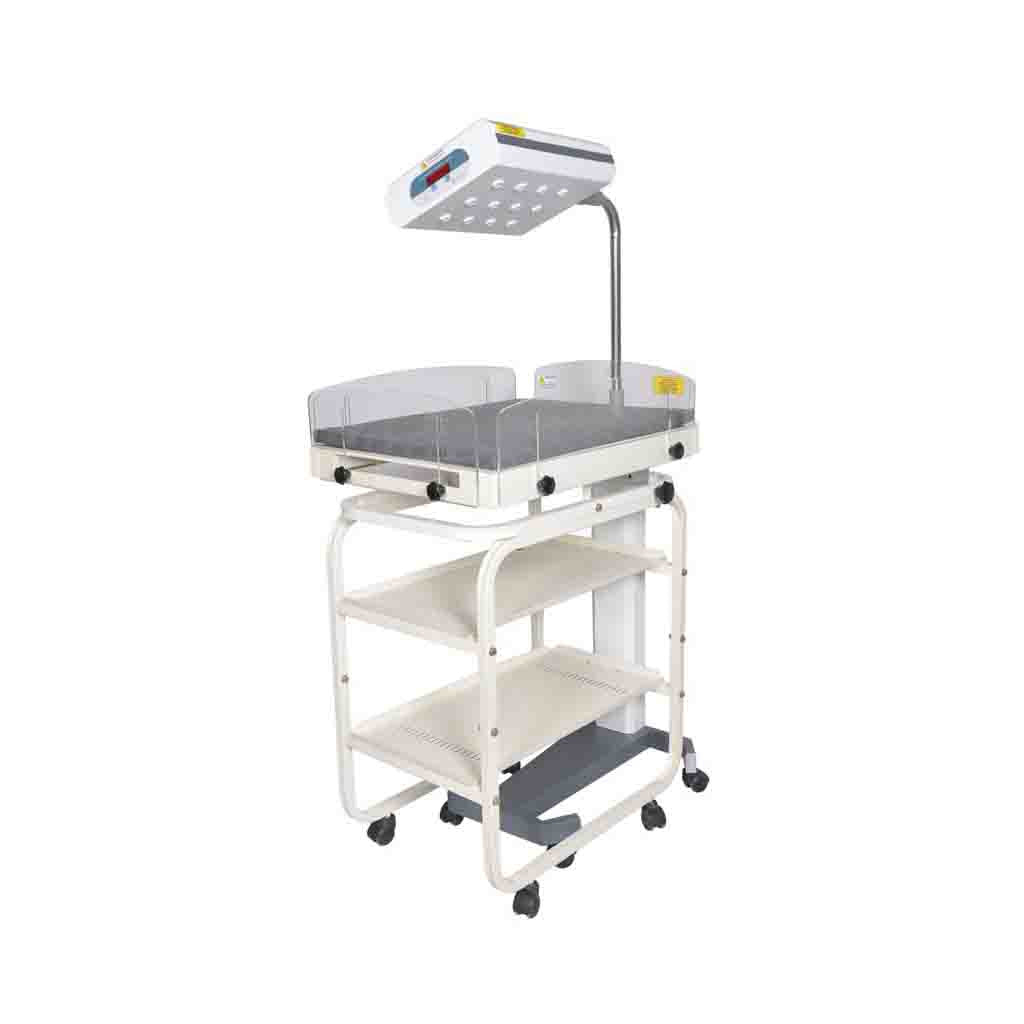 LED Phototherapy Stand with trolley Model NEO 210