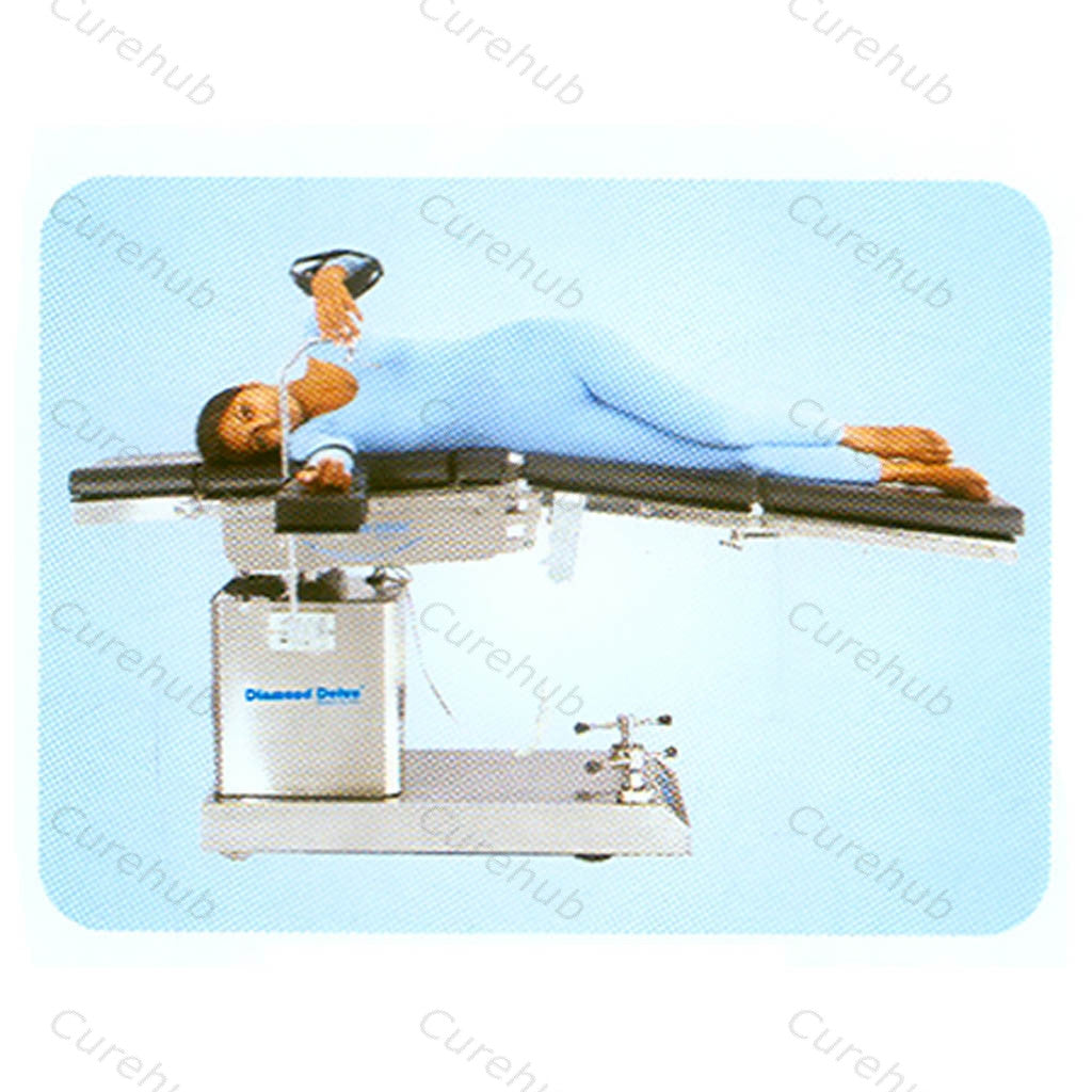 Surgery Positions - Surgical Arm Tables