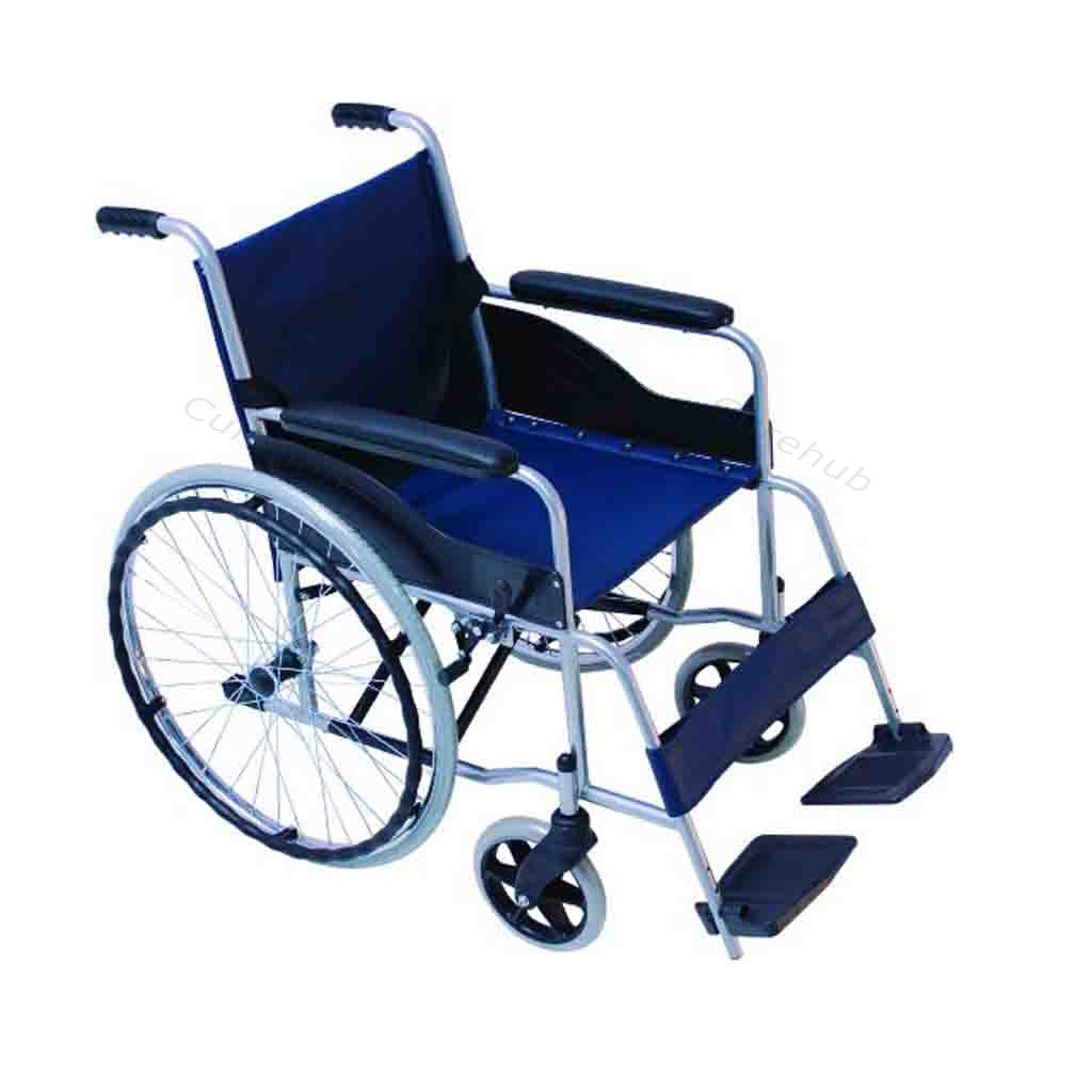 Universal Black Magic Invalid Wheel Chair Deluxe 0991