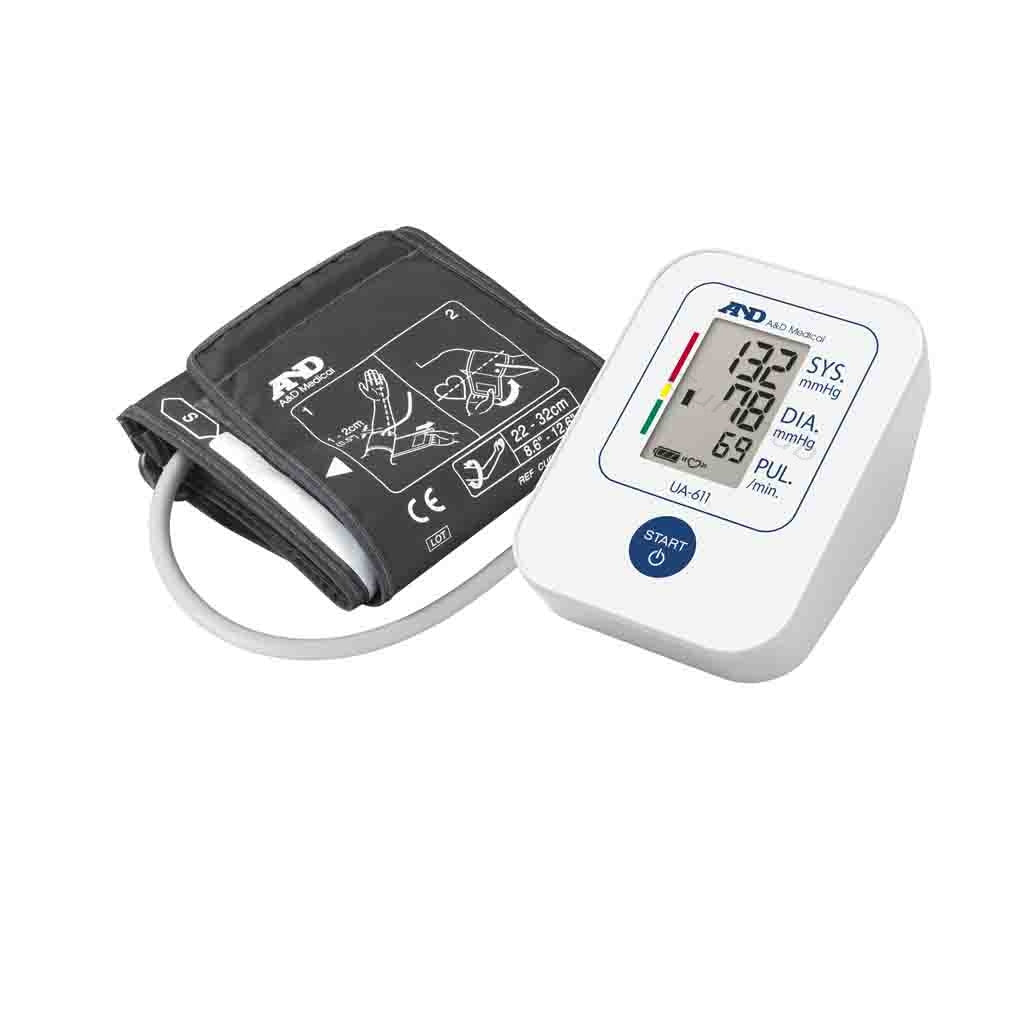 And Upper Arm Blood Pressure Monitor UA611