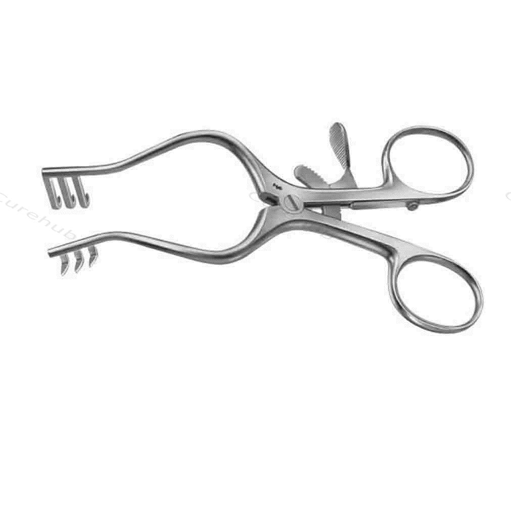 SISCO Wullstein Self Retaining Retractor Sharp LESR76