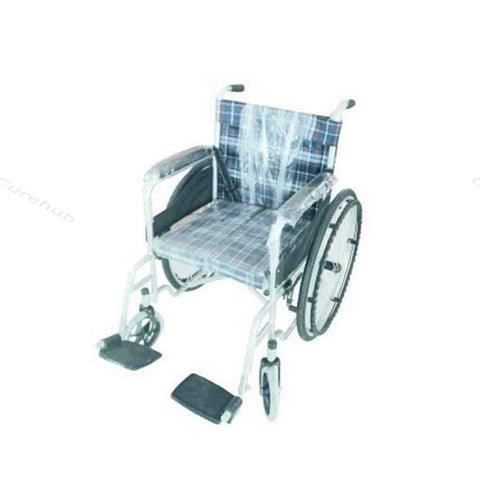 Wheel Chair KM 801D Power Coating