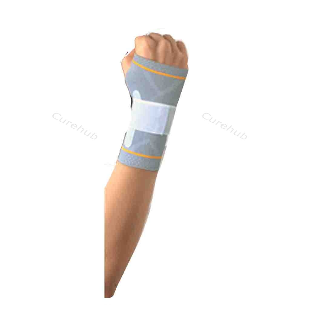 Wrist Splint Binder With Silicone Pressure Pad Right 5602