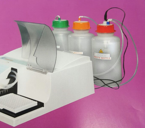 Robonik India Pvt Ltd Elisa Plate Washer Bottle