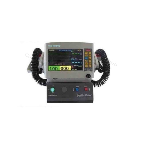 Defibrillator TM 2008 (only ecg)
