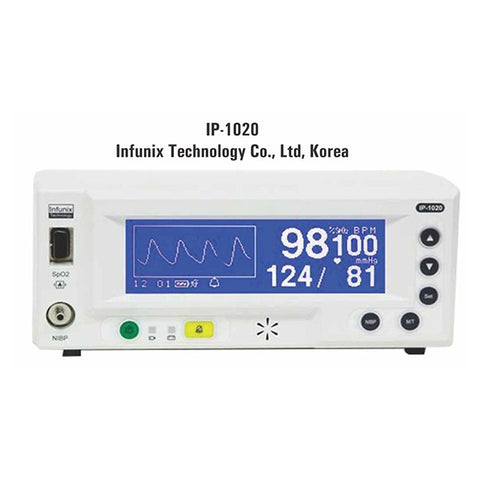 Pulse Oximeter IP 1020 (New) (Mainly for Neonatal)