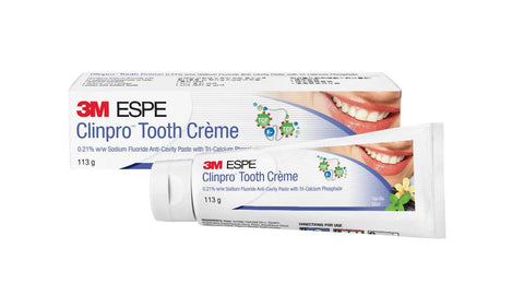 3M Clinpro Tooth Cream Paste (Vanilla Mint) 113g
