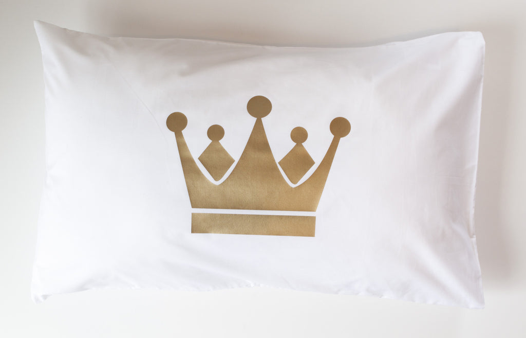George Henry King George Crown Pillowslip