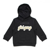 George Henry FOREVER Girl Gang Girls Hoodie Black