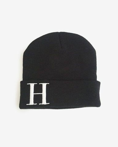 George Henry Adults Monogrammed Beanie (5 Colours)