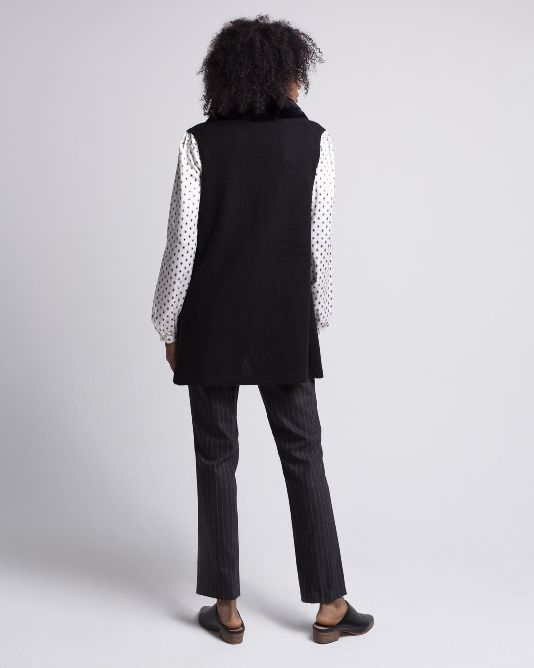 Theresa Cashmere Vest
